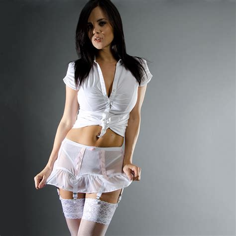 Saragirl's Sissy Confessions New Garter Belts At Stockings Hq
