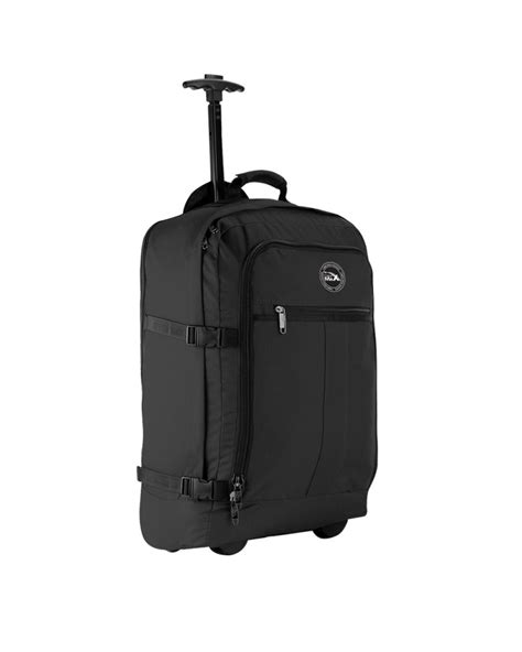 cabin trolley backpack lyon cabin trolley backpack color black