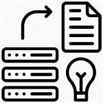 Migration Icon Implementation Ppt Template Project Planning