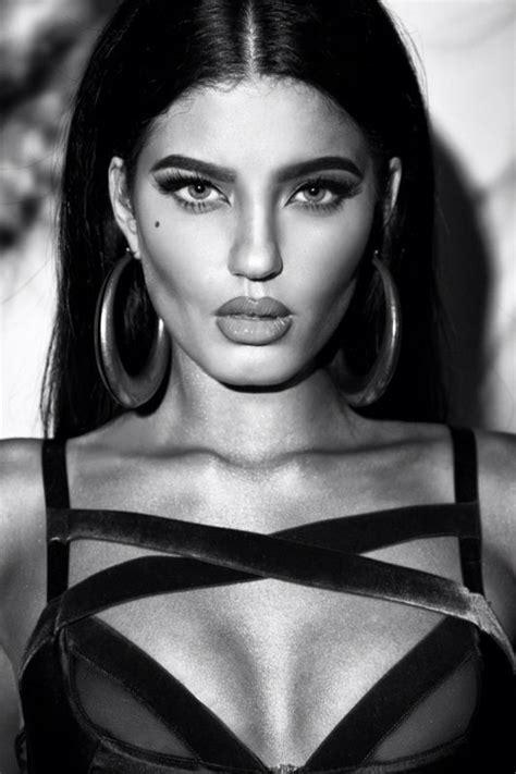 #fashion #editorial #makeup #spanish #exotic #makeupartist