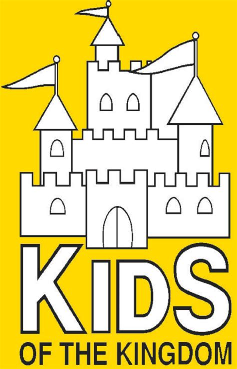 of the kingdom preschool lord of lutheran church 338 | kids of the kingdom logo