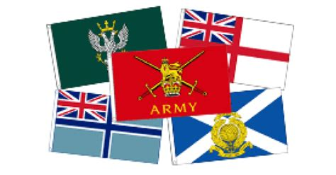 Flags of the British Armed Forces   British Military Flags
