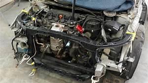 2009 Honda Civic Rebuild