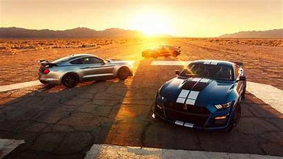 Mustang Gt500 Shelby Ford Desktop Wallpapers Baltana
