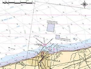 Lake Erie Steelhead Fishing Maps