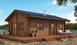 Wochenendhäuser Aus Holz : wochenendhaus fertighaus holz ~ Frokenaadalensverden.com Haus und Dekorationen