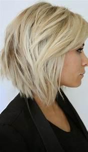 Coupe Mi Courte Femme : coupe de cheveux court pour femme 60 ans et plus 2017 ~ Nature-et-papiers.com Idées de Décoration