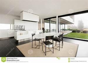 architecture interieur d39une villa moderne image stock With architecture d interieur moderne
