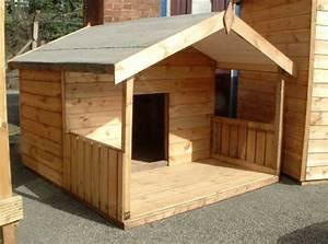 Niche Grand Chien Xxl : plan niche chien 10 niches pour chien construire soi m me ~ Dailycaller-alerts.com Idées de Décoration