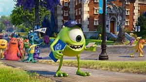 "College For Kids – a Review of Disney*Pixar's ""Monsters ..."