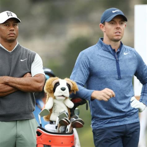 Rory McIlroy Recalls '17 Lunch with Tiger Woods: 'His Mind ...