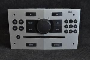 Radio Opel Astra H : opel vauxhall astra h radio unit with cd player 497316088 ~ Jslefanu.com Haus und Dekorationen