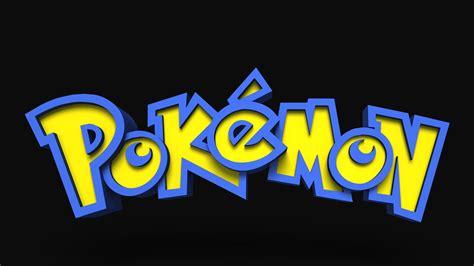 [oc] I Rendered The Pokemon Logo In 3d Using Only