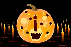 Image Gallery happy birthday pumpkin