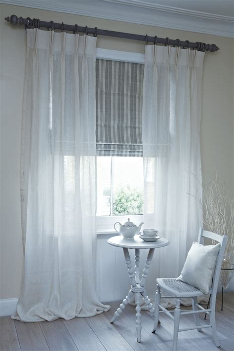 collection  matching curtains  roman blinds