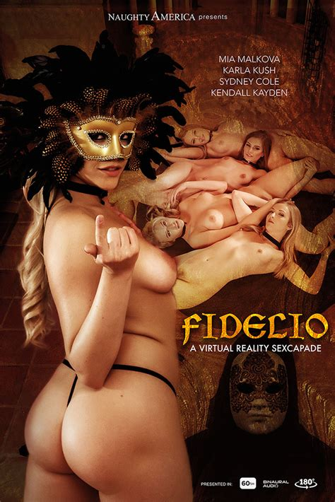 Fidelio A New Years Eve Vr Sexcapade Featuring Mia