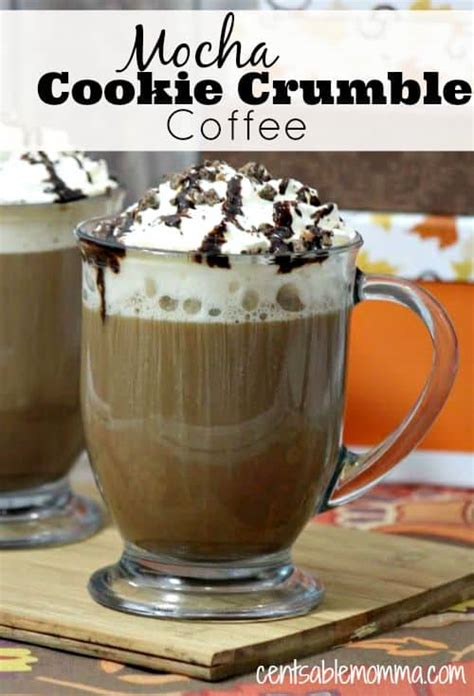 A hoosier day in bloomington. Mocha Cookie Crumble Coffee Recipe - Centsable Momma