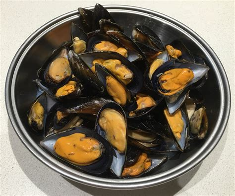 recipe for mussel pot the fish