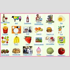 Lots Of Food  Vocabulary And Activities  English In Vancouver