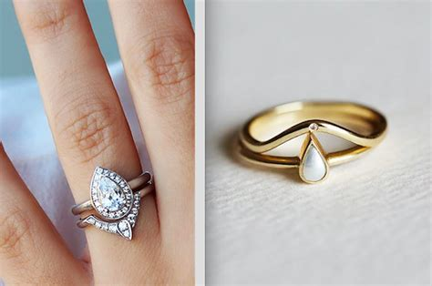 19 stunning stacked wedding ring sets you ll say yes to