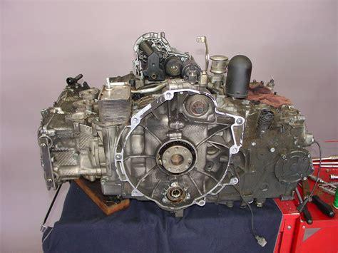 Porsche Boxster / 996 Engine