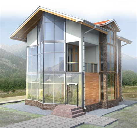 chalet style house chalet style house