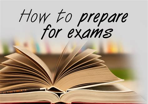 9 Lastminute Exam Preparation Tips To Save Your Life
