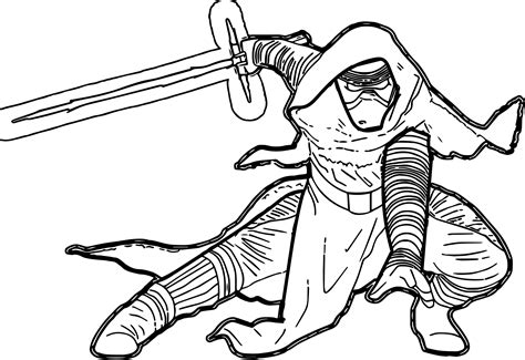Star Wars Coloring Pages Darth Maul At Getcolorings.com