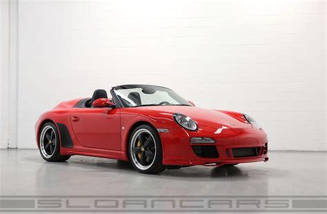 2011 Porsche 997 Speedster by 2011 Porsche 997 Speedster Guards 3 760 Sloan Cars