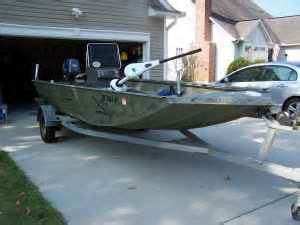 Pictures of Lakesport Aluminum Boats