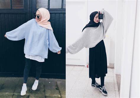hijab style  bisa kamu coba  bulan ramadhan