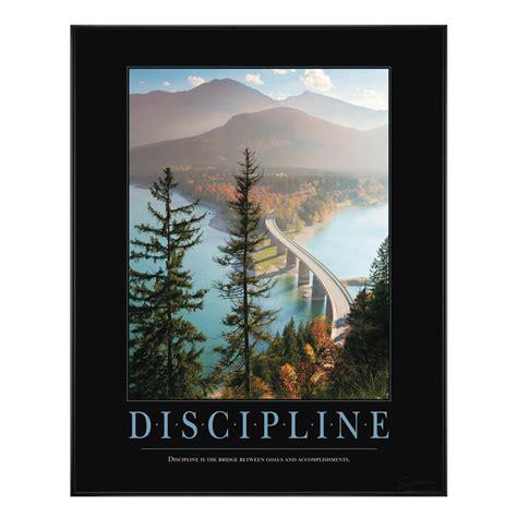 Discipline A Motivational Poster Boxesazcom