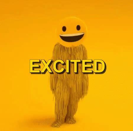 happy bigfoot gif happy bigfoot emoji discover share