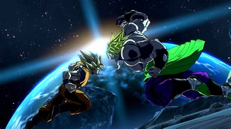 dbs broly recolor color dragon ball fighterz skin mods