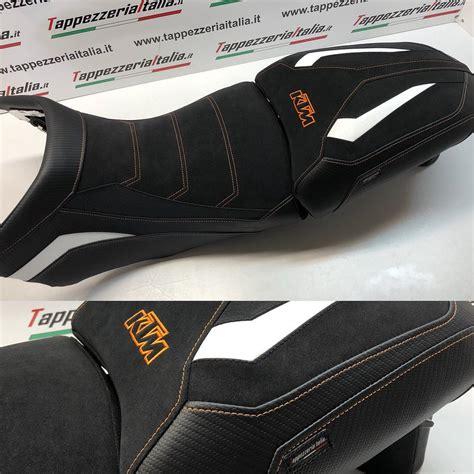 Tappezzeria Italia Tappezzeria Italia Comfort Foam Seat Cover For Ktm 1290