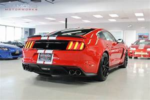 2016 Ford Mustang Shelby Gt350 8947 Miles Race Red Coupe 5.2l Voodoo V8 526hp 42 - Used Ford ...