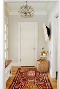 Deco Salon Pas Cher : d co salon tapis berbere kilim pas cher pour le couloir moderne tapis color dans le salon ~ Teatrodelosmanantiales.com Idées de Décoration