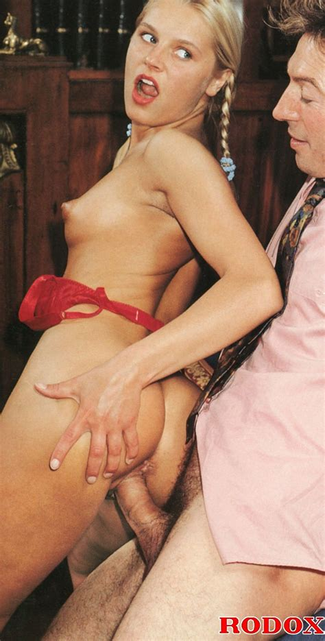 Very Cute Retro Blonde Banged By Her Horny Xxx Dessert