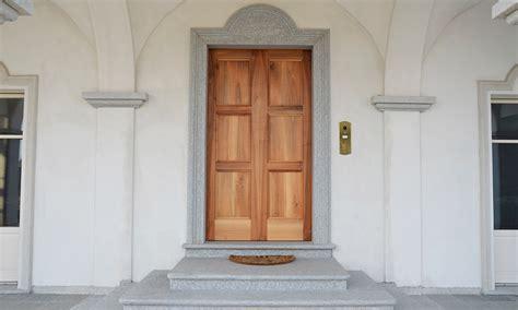 ingressi e portali in pietra naturale produzione e restauro - Ingressi In Pietra