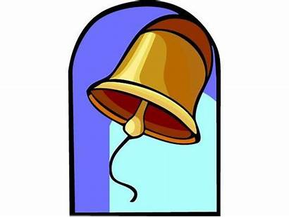Bell Church Bells Clipart Animated Ringing Clip