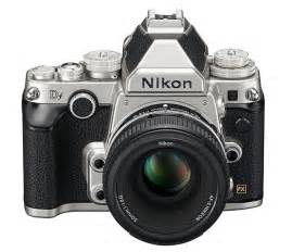 This is the Nikon Df camera | Nikon Rumors