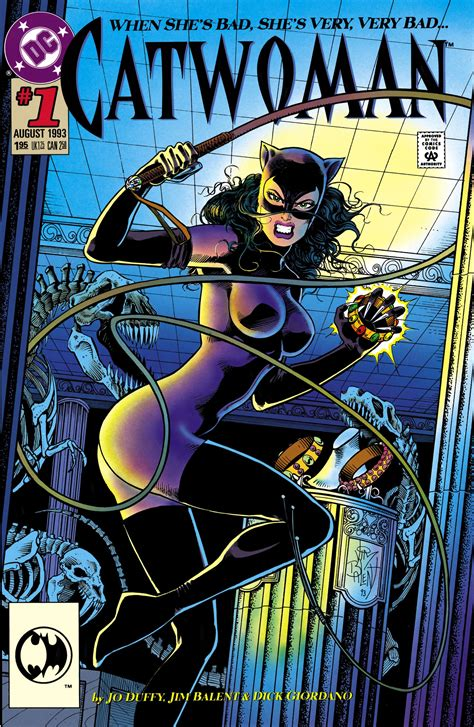 Catwoman (1993) #6