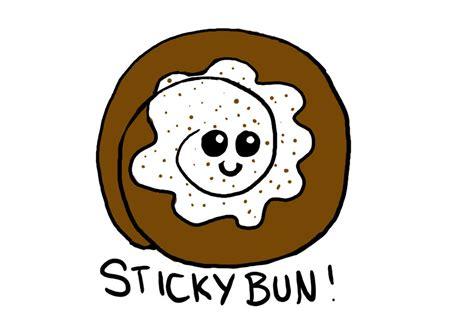 Sticky Bun By Oinkboinky On Deviantart
