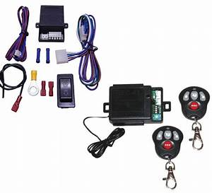 Remote Control Wiring  U0026 Switch Kit For Linear Actuators