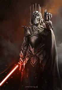 Kylo Ren vs Sauron - Battles - Comic Vine