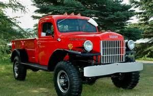 1946 Dodge Power Wagon