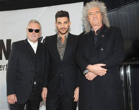 singer fit  queen adam lambert fills freddie mercury
