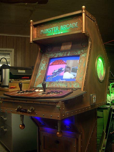 4 Player Arcade Cabinet Australia by The Dr Frankenstein Mame Cabinet Gizmodo Australia