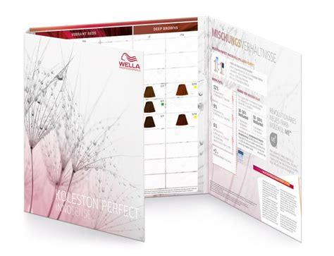 Wella Professionals Koleston Perfect Innosense Color Chart