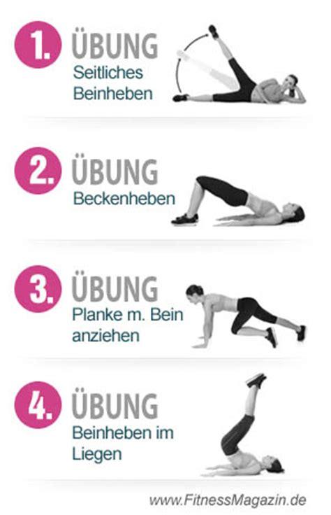 Übungen schnell abnehmen